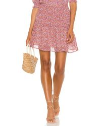 Sanctuary - Sweeter Mini Skirt - Lyst