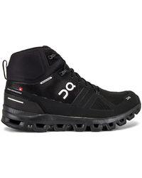 On Zapatillas deportivas cloud rock - Negro