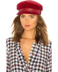 Don - Corduroy Sailor Cap - Lyst