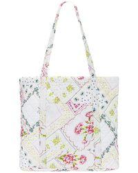 LoveShackFancy Henderson Bag - Multicolor
