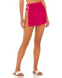 lovewave The Robin Mini Skirt - Pink