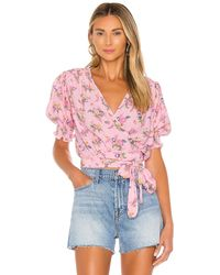 Faithfull The Brand La Colle Top - Pink
