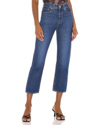 Levi's - Wedgie Straight. Size 24, 25, 26, 27, 28, 29. - Lyst