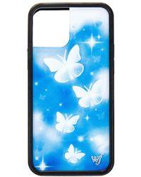Wildflower Чехол Для Iphone В Цвете Небесные Бабочки - Синий