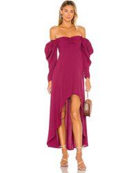 Tularosa Bryson ドレス - マルチカラー