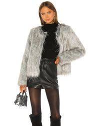 Unreal Fur - Fire And Ice Jacket - Lyst