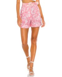 Faithfull The Brand Les Deux Short - Pink
