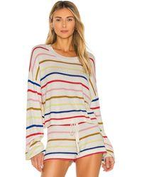 Beach Riot Свитер Ava В Цвете Resort Stripe - Многоцветный
