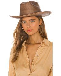 Brixton Vasquez Cowboy Hat - Braun