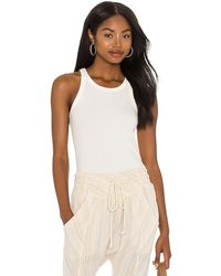 Richer Poorer Recycled Rib Tank - Multicolour