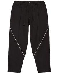 Y-3 パンツ In Black. Size Xl. - ブラック