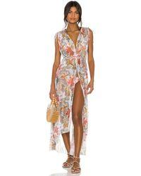BOAMAR Coastal Breeze Athenas Kimono - Multicolour