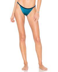 dbrie - Gia Bikini Bottom In Blue - Lyst