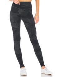 Alo Yoga High waist vapor legging - Negro