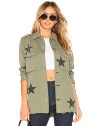 Pistola Куртка Camilo В Цвете Royal Honor - Зеленый