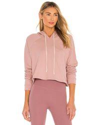 Splits59 Zoey Hoodie - Pink