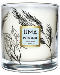 UMA   Raquel Davidowicz Vela pure bliss wellness candle - Blanco