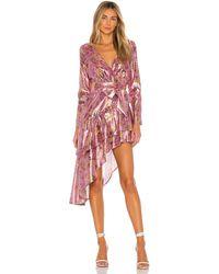 Tularosa MAGGIE ドレス - マルチカラー