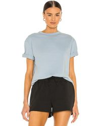 Richer Poorer Everyday Weighted Tee - Blue