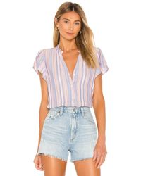 PAIGE Remy Top - Pink