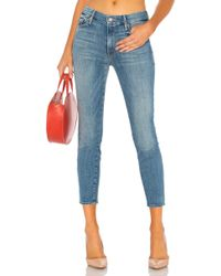 Mother - The High Waisted Looker Crop - Lyst