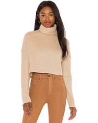 Privacy Please Lovey Dovey Sweater - Natur