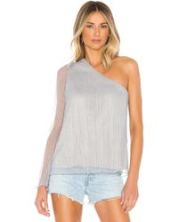 House of Harlow 1960 X Revolve Ross Top - Blue