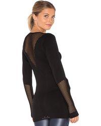 Alala Seamless Tシャツ - ブラック