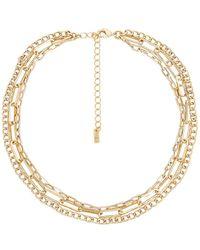 Natalie B. Jewelry Ayala ネックレスセット - メタリック