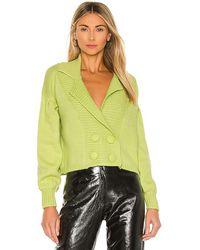Tach Clothing Mia Cardigan - Green