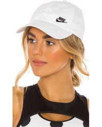 low priced ddaf5 7b970 Nike - Nsw H86 Cap Futura Classic Hat - Lyst
