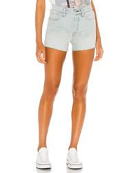 Hudson Jeans Шорты Cara В Цвете Outnumbered. Размер 23 (также В 24, 25, 28). - Многоцветный