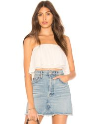 Faithfull The Brand Mala Top - White