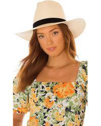 Janessa Leone Vija Hat - Natur
