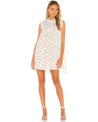 Tularosa Andora ドレス - ホワイト