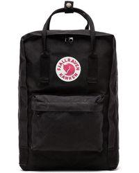 Fjallraven - Kanken 15 Laptop Pack In Black. - Lyst