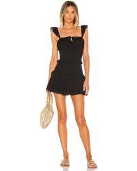 Tularosa Janine Dress - Black
