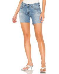 AG Jeans Becke Short. Size 27. - Blau