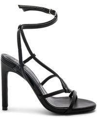 RAYE - Martini Heel In Black - Lyst