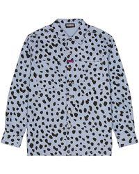 Pleasures Dalmatian ジャケット - ブルー
