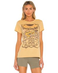 Spell Great Winding Road Tシャツ - メタリック