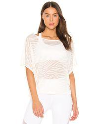Varley Almo Tシャツ - ホワイト