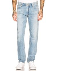 Citizens of Humanity Bowery Jean. Size 33. - Blau