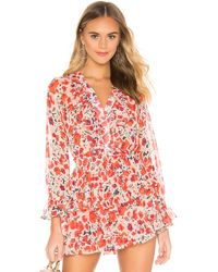 MISA Los Angles Lillie Top - Red