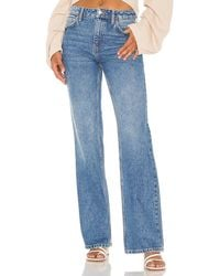 Free People Laurel Canyon Flare Jean. Size 26, 27, 28, 29, 31. - Blau