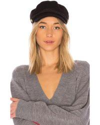Hat Attack | Emmy Wool Cap | Lyst