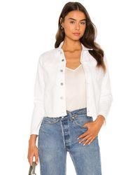 L'Agence Куртка Janelle В Цвете Чистый - Естественный