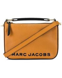 Marc Jacobs The Soft Box 23 バッグ - オレンジ