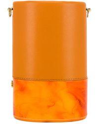 Lele Sadoughi Сумка Dallas В Цвете Абрикос - Оранжевый