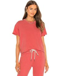 The Great The Crop Tee - Pink